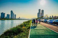 #Ulsan afternoon stroll!