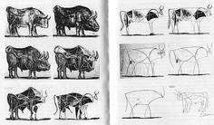 El toro de picasso