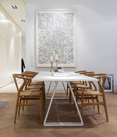 Scandinavian Design: Bright Open-Plan Apartment in Stockholm Apartment Interior Design, Interior Styling, Luxury Furniture, Furniture Design, Open Plan Apartment, Danish Interior, Vintage Stoves, Open Space Living, Scandinavian Design