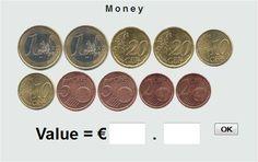 Είσαι στο σημείο που διδάσκεις τα ευρώ και χρειάζεσαι επειγόντως κάτι καλό και διαδραστικό για να εμπεδώσουν τα παιδιά αυτό το δύσκολο κομμάτι; Ή έχεις κάποιον μαθητή που έχει μείνει πίσω σε αυτό το σημείο; ΜΗ ΦΟΒΟΥ! Γιατί εγώ σου βρήκα ένα έτοιμο τεστάκι - παιχνιδάκι που θα βοηθήσει πολύ τους μαθητές σου. Θα το βρεις ΕΔΩ. Δώστο στους μαθητές σου ως άσκηση για το σπίτι ή ως εξάσκηση την ώρα της Πληροφορικής.