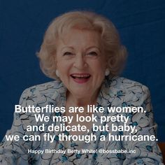 Happy Birthday #BettyWhite an early #BOSSBABE