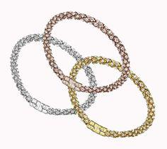 Guess Glamazon Crystal Bracelets
