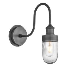 This Swan Neck Outdoor Wall Light from Industville Lighting is a striking, industrial-themed lighting unit perfect for those with either a modern, retro-themed design or a vintage, classic design Industrial Wall Lights, Industrial Style Lighting, Retro Lighting, Outdoor Wall Lighting, Lighting Ideas, Lighting Design, Track Lighting, Bathroom Wall Lights, Bathroom Light Fixtures