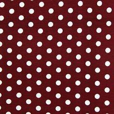 Jersey Drop Dots 22 - Telas de confección - Telas