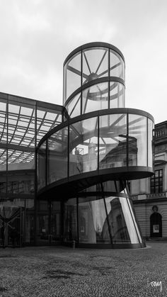 old architectural photography. The German History Museum Has A Recent Glass Addition On An Old Building That Looks Exactly Architectural Photography H