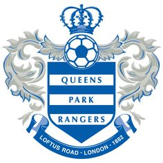 1882, Queens Park Rangers F.C., White City London England #QueensParkRangers #QPR #WhiteCity (L3605)