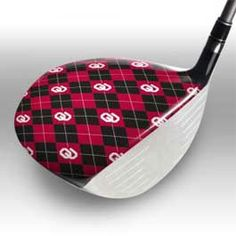 OU Sooners ClubCrown Golf Club Decal