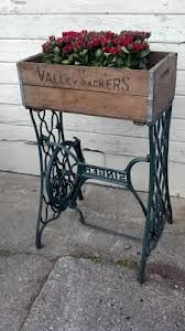 repurposed vintage sewing machine cabinet - Google Search