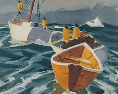 James Fitzgerald, Drawings, Boats, Painting, Outdoor, Art, Outdoors, Art Background, Ships