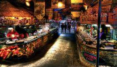 Camden Market Food stalls | Flickr - Photo Sharing!
