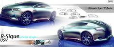 Car Sketch Design on Behance