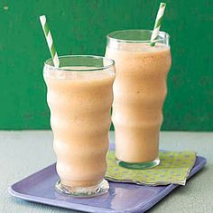 Pumpkin Smoothie Recipe | MyRecipes.com