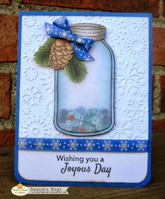 Luv Scrapping Together: Wishing You A Joyous Day ~ Peachy Keen Stamps Challenge and Sneak Peek