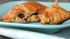Southwestern Hand Pies Recipe made w/crescent rolls