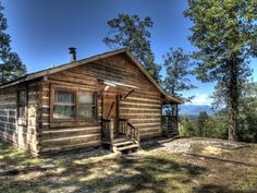 Affordable Log Cabin near Whitewater Rafting in Smoky Mountains of NC
