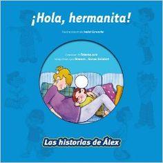 La mamá de Álex espera un bebé. En pocos meses llegará una hermanita que se llamará Carlota. Los cambios se suceden... Búscalo en http://absys.asturias.es/cgi-abnet_Bast/abnetop?ACC=DOSEARCH&xsqf01=hola+hermanita+alex+caruncho