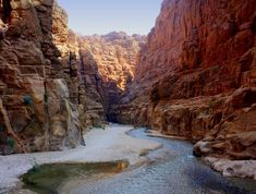 One of the best days of my life! Wadi Mujib (canyons near the Dead Sea) *must be 16