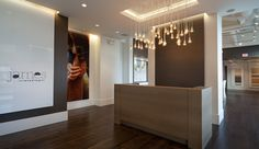 #Reception #Design INSIGHT Design - Vancouver Interior Design Firm