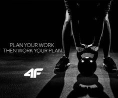 Plan your work then work your plan. #quotes