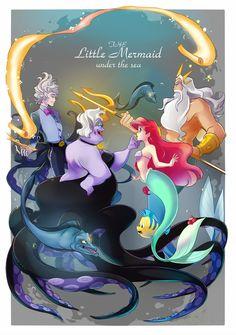 Disney Pixar, Disney Au, Disney Villains Art, Arte Disney, Disney Fan Art, Disney And Dreamworks, Disney Love, Disney Magic, Disney Posters