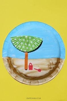 Paper Plate Beach Craft for Kids easy paper plate beach craft for kids The post Paper Plate Beach Craft for Kids appeared first on Summer Diy. Beach Crafts For Kids, Ocean Crafts, Daycare Crafts, Beach Kids, Fun Crafts For Kids, Toddler Crafts, Preschool Crafts, Art For Kids, Craft Kids