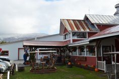 With its fresh-pressed apple cider and apple cider doughnuts, Cold Hollow Cider Mill in Waterbury Center is a Vermont visitor favorite. Waterbury Vermont, Apple Cider, Cold, Outdoor Decor
