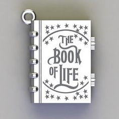 Book of Life Charm from Janet Cadsawan.