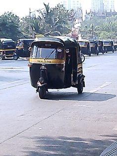 Auto riksha in  mumbai
