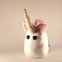 Magical Unicorn Plushie | by Saint Angel