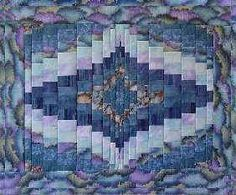 Bargello in Winter Quilt Pattern Arbee Designs / Sizzix Fabric Cutter and Quilters Dies Bargello Quilt Patterns, Bargello Quilts, Quilt Patterns Free, Quilting Projects, Quilting Designs, Quilting Ideas, Homemade Quilts, Winter Quilts, Contemporary Quilts