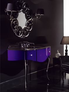 Sink Consoles with Mirrors - Contemporary Classics by Devon and Devon