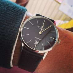 What's On Your Wrist? — Hamilton Intramatic 38mm  by waltamaniac from...