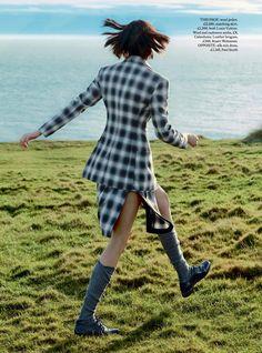 Sam Rollinson for Harper's Bazaar UK March 2017