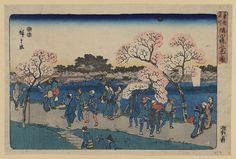 Download More than 2,500 Images of Vibrant Japanese Woodblock Prints and Drawings From the Library of Congress   Colossal