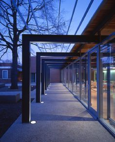 Edifcio Da Faculdade De Artes Performticas Reed Portland Oregon Opsis Architecture LLP