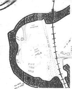 Dutch Schultz treasure map