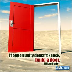 Jewish Quotation: If Opportunity Doesn't Knock