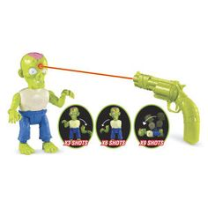 Blast the Zombie Animated Game - Toys, Games, Electronics & Crafts – Educational, Imaginative & Fun