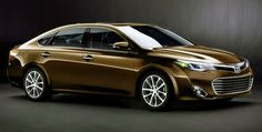2015 Toyota Avalon Release Date and Price