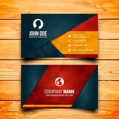 48 best business card templates plantillas images on pinterest 20 elegantes plantillas para tarjetas de visita 500 resubidas free business card designfree colourmoves