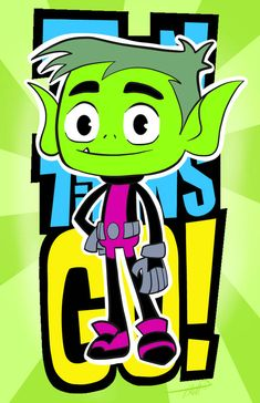 Beast Boy Teen Titans Go! by on DeviantArt Teen Titans Go Characters, Cartoon Characters, Disney Drawings, Cartoon Drawings, Raven Teen Titans Go, Beast Boy, Cute Cartoon Wallpapers, Marvel Dc Comics, Cartoon Kids
