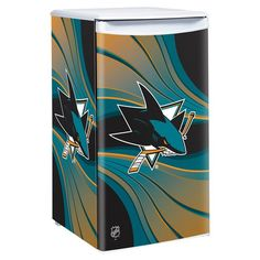 Use this Exclusive coupon code: PINFIVE to receive an additional 5% off the San Jose Sharks Primary Counter Height Refrigerator at SportsFansPlus.com