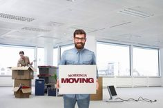 4 Tips to Make Your Office Move Easy Commercial Movers, Office Relocation, Office Moving, Moving Services, Non Profit, How To Plan, How To Make, Advice, Make It Yourself