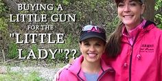"[VIDEO] Choosing A Gun For The ""Little Lady"""