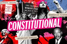 """In the premier episode of """"Constitutional,"""" we go back in time to that hot Philadelphia summer in 1787 when a group of revolutionary Americans debated, drank and together drafted the U.S. Constitution."""