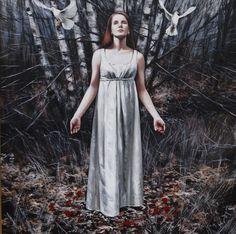 Photo of Persephone  for fans of Greek Mythology.