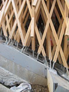 SunnyHills at Minami-Aoyama,Construction Process. Image © Kengo Kuma & Associates