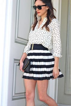 stripes & dots
