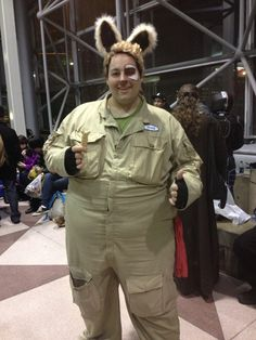 Barf from Spaceballs Cosplay