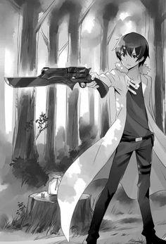 Isekai wa Smartphone to Tomoni Capítulo 46 - Tu Novelas Ligera Anime One, Me Me Me Anime, Anime Guys, Fanart Manga, Anime Manga, Blue Hair Anime Boy, Smartphone, Anime Galaxy, Romance